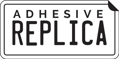 Adhesive Replica